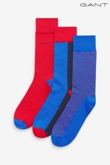 GANT Colour Mixed Socks 3 Pack