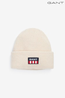 GANT Retro Logo Beanie Hat