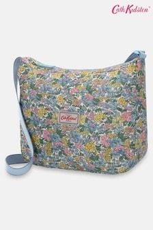 Складная сумка с длинным ремешком и цветочным принтом в стиле кантри Cath Kidston