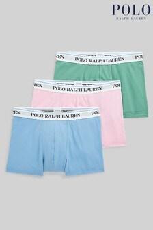 Lot de 3 boxers Polo Ralph Lauren pour homme