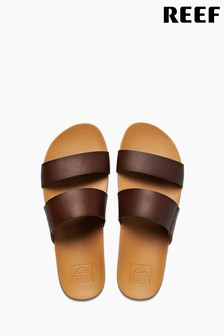 Reef Brown Cushion Vista Sandals
