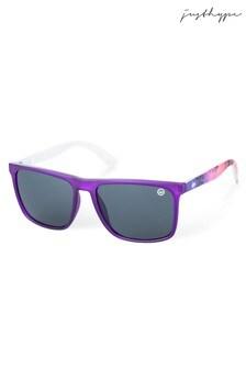 نظارة شمسية بإطار مربعWeekend منHype