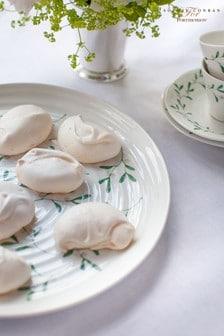 Sophie Conran Portmeirion Christmas Mistletoe Round Platter