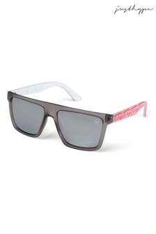 Солнцезащитные очки в серой квадратной оправеHype. Just Hype