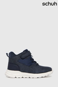 Schuh Navy Space Mid Boots