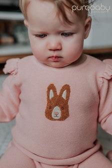 Purebaby Bunny Jumper