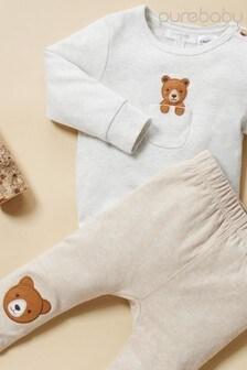 Purebaby Little Bear Leggings