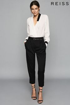 Reiss Brooklyn Pocket Front Tapered Trousers