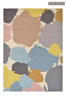Harlequin Blue Paletto Shore Outdoor Rug