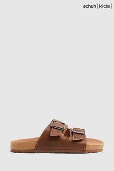 Schuh Triumph Slider, Hautfarben