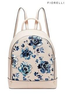 Рюкзак с закругленным верхом и цветочным принтом Fiorelli Arelia