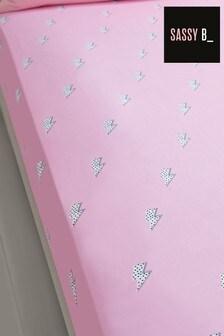 Sassy B Pink Lip Service Sheet