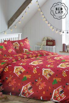 Bedlam Gingerbread Duvet Cover And Pillowcase Set (M57920) | $18 - $35