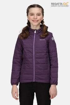 Детская утепленная куртка Regatta Helfa