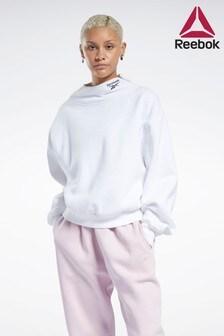 Reebok Classics Cosy Fleece Cowl Neck Sweatshirt