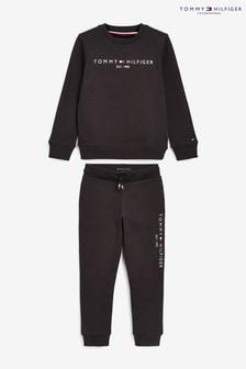Tommy Hilfiger Black Essential Set