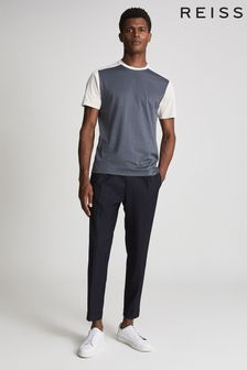 Reiss Brighton Pleat Front Trousers