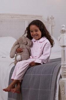 Trotters London Pink Freya Pyjamas