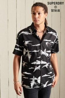 Superdry Boho Print Shirt
