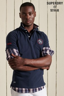 Superdry Superstate Short Sleeve Polo Shirt