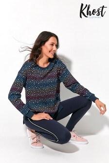 Khost Clothing Rainbow Star Sweatshirt