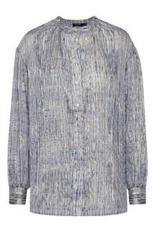 חולצת Slmaily Amos כחולה של Soaked In Luxury