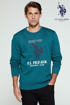 U.S. Polo Assn. Graphic Sweatshirt
