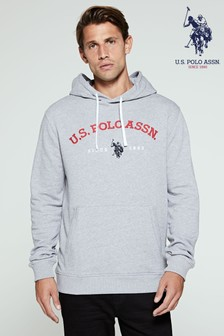 U.S. Polo Assn. Arch Graphic Hoody