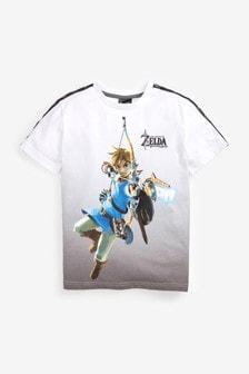 Gaming License T-Shirt (3-16yrs)