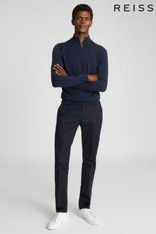 Reiss Eastbury Slim Fit Trousers