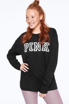 Victoria's Secret PINK Sweatshirt mit Logo