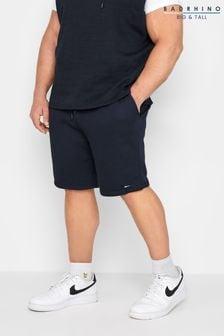 Pantalones cortos estilo joggers básicos de BadRhino