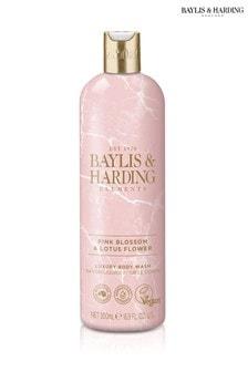 Baylis & Harding Elements Pink Blossom and Lotus Flower Luxury Bodywash 500ml