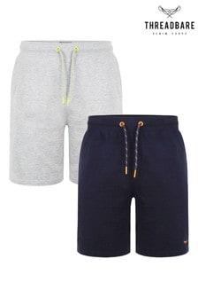 Threadbare運動短褲2條裝