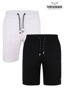 Threadbare Sweat Shorts Pack Of 2