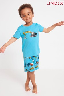 Lindex Printed Short Pyjama Set
