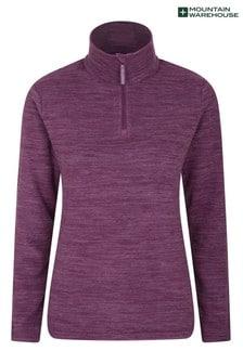 Mountain Warehouse Snowdon Melange Womens Fleece