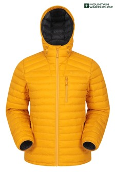 Mountain Warehouse Henry Ii Extreme Mens Down Padded Jacket (P26767)   $177