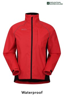 Mountain Warehouse Adrenaline Waterproof Mens Iso-Viz Jacket