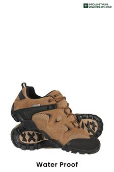 Mountain Warehouse Curlews Mens Waterproof Walking Shoes