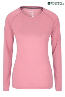 Mountain Warehouse IsoCool Dynamic Womens Relaxed Fit Sports Top