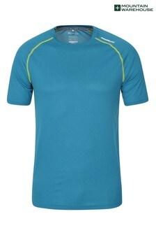 Mountain Warehouse Aero II IsoCool Mens Reflective Print T-Shirt