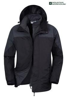 Mountain Warehouse Thunderstorm Mens 3 In 1 Jacket (P27815)   $133