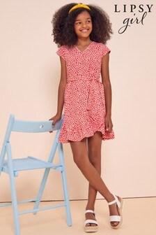 Lipsy Jersey Wrap Dress