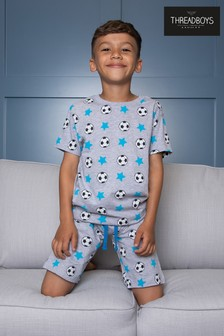 Threadboys Snooze Cotton Pyjama Set