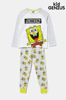 Kid Genius Spongebob No Chill PJ