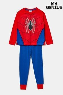 Kid Genius Spiderman Character PJ