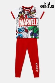 Kid Genius Marvel PJ