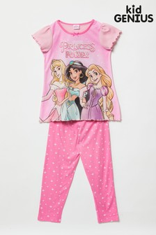 Kid Genius Disney Princess Power PJ