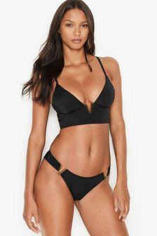 Victoria's Secret Monaco V-Hardware Bikini Top